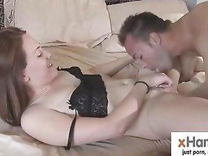 Tgirl Hzl Oral and Anal Sex