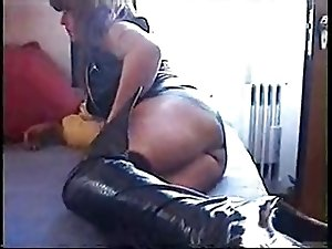 Boots, Latex and Meat